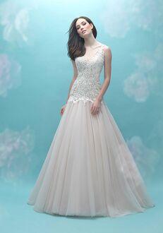 Allure Bridals 9461 A-Line Wedding Dress