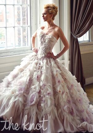 Ysa Makino 2832 Ball Gown Wedding Dress