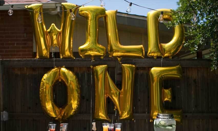 Wild One party themed inspiration and ideas