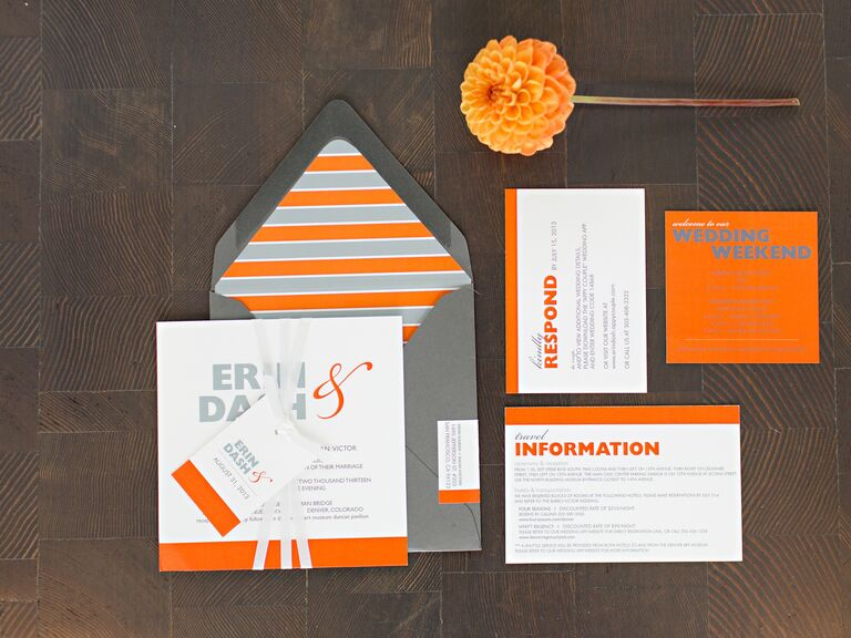 Fuschia And Orange Wedding Invitations: Top 13 Wedding Color And Style Mistakes Not To Make