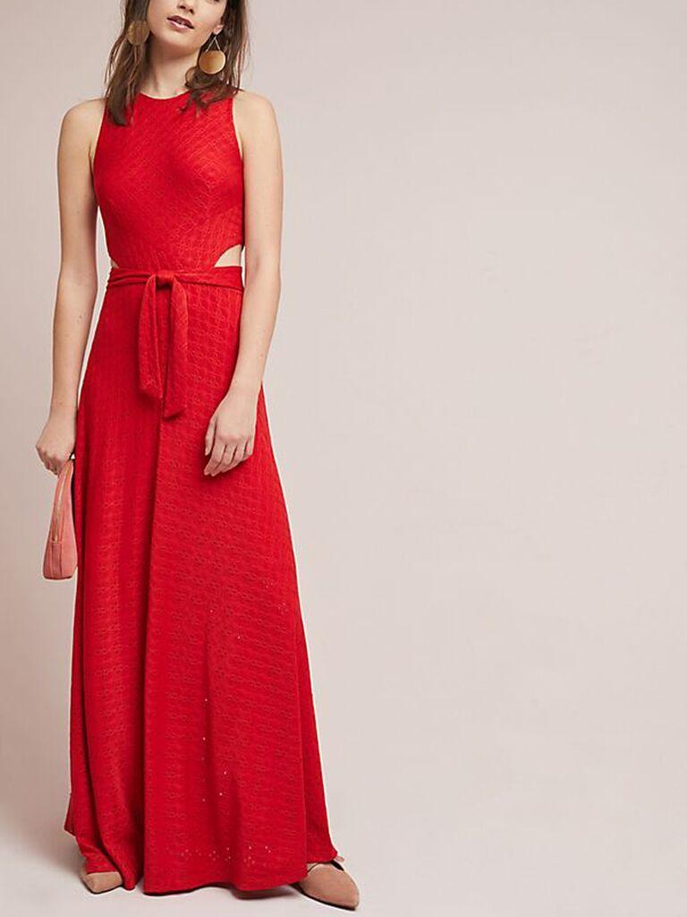 f5e9aebd62 31 Chic Maxi Dresses to Wear to a Wedding