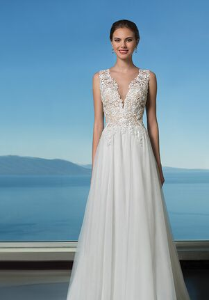 Oreasposa L929 A-Line Wedding Dress