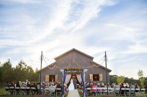Cotton Market Venue Outdoor Barn Ceremony