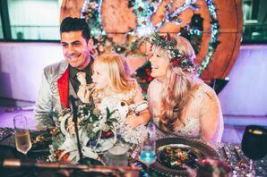 Star Wars Reception Decor for Florida Wedding