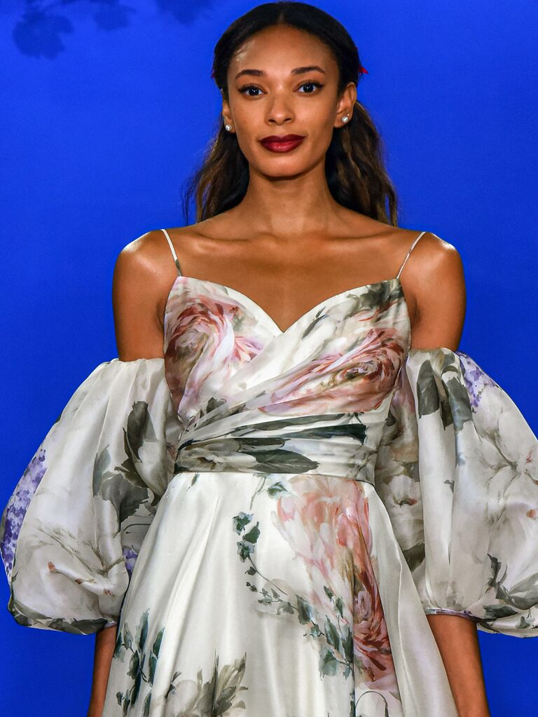 Theia Wedding Dresses From Fall 2020 Bridal Fashion Week