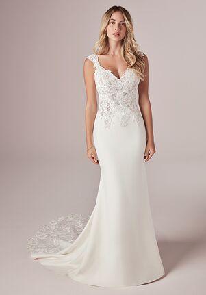 Rebecca Ingram AMY Sheath Wedding Dress