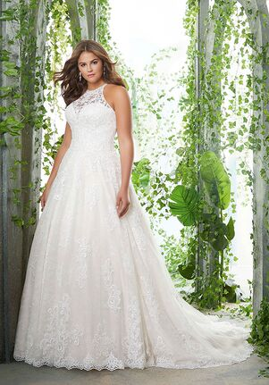 Morilee by Madeline Gardner/Julietta Perla Ball Gown Wedding Dress