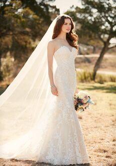 Essense of Australia D2109 Mermaid Wedding Dress