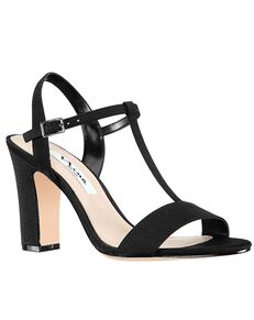 Nina Bridal Scout_Black Black Shoe