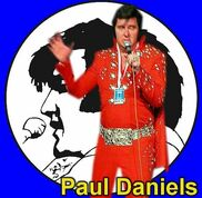 Iselin, NJ Elvis Impersonator | Paul Daniels