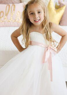 FATTIEPIE Bigdaylace Flower Girl Dress