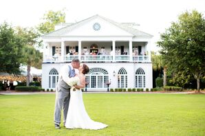 Jessica and Will's Plantation Wedding