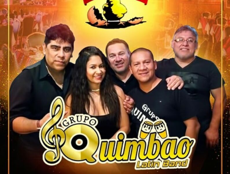 QUIMBAO LATIN BAND - Latin Band - Falls Church, VA