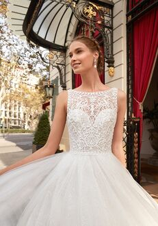 Aire Barcelona IRACE Ball Gown Wedding Dress