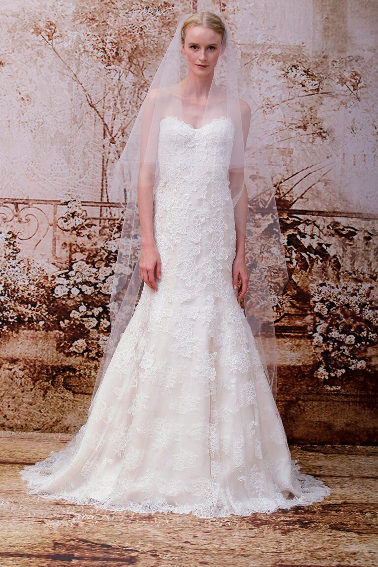 Steal Catherine Giudici\'s Monique Lhuillier Wedding Dress