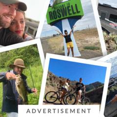 Road Trip Diary: We Honeymooned in an RV