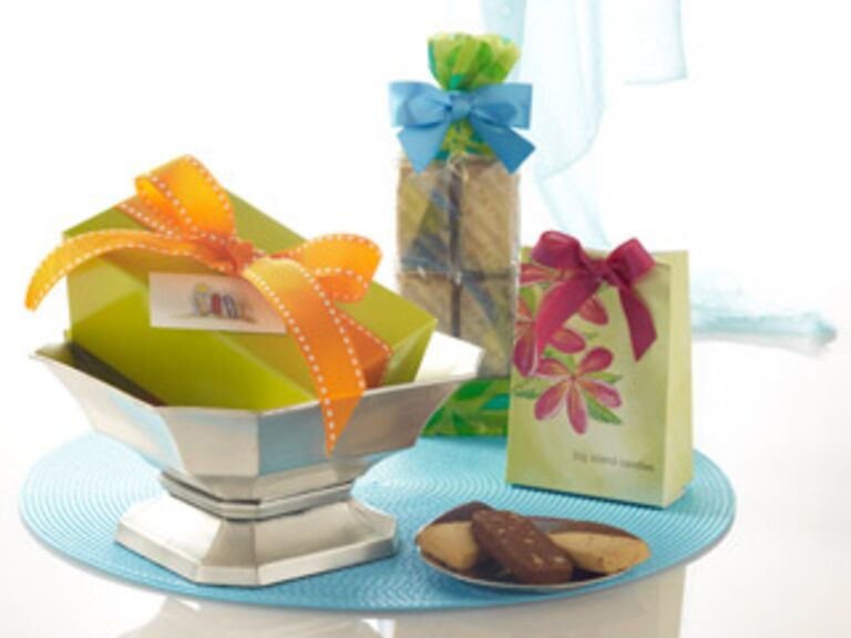 Hawaiian Wedding Favors