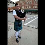 Salt Lake City, UT Celtic Bagpipes | Robert Jacob