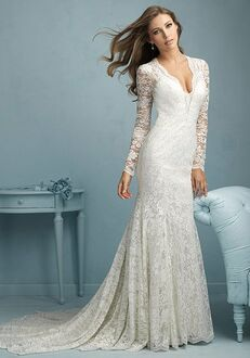 Allure Bridals 9213 Mermaid Wedding Dress