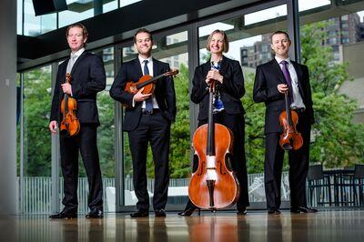Loring String Quartet - Awarded Best Of 2020!