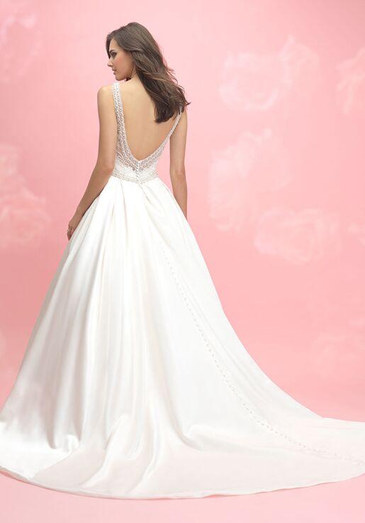 Allure Romance 3051 Ball Gown Wedding Dress
