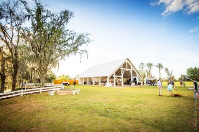 Florida Rustic Barn Weddings - Prairie Glenn Barn