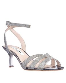 Nina Bridal Coralee White Shoe