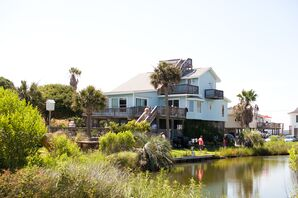 Folly Beach Rental House Reception Venue