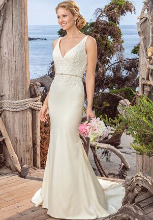 Beloved by Casablanca Bridal BL258 Hampton Mermaid Wedding Dress