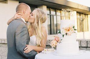 Romantic Spring Garden Wedding