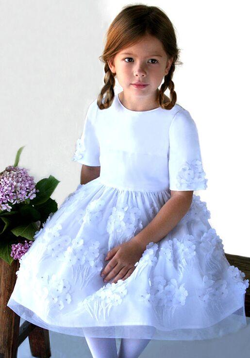 86170398a23 Isabel Garretón Bliss Flower Girl Dress - The Knot