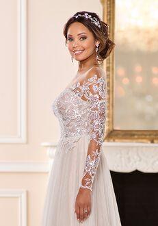 Stella York 6646 A-Line Wedding Dress