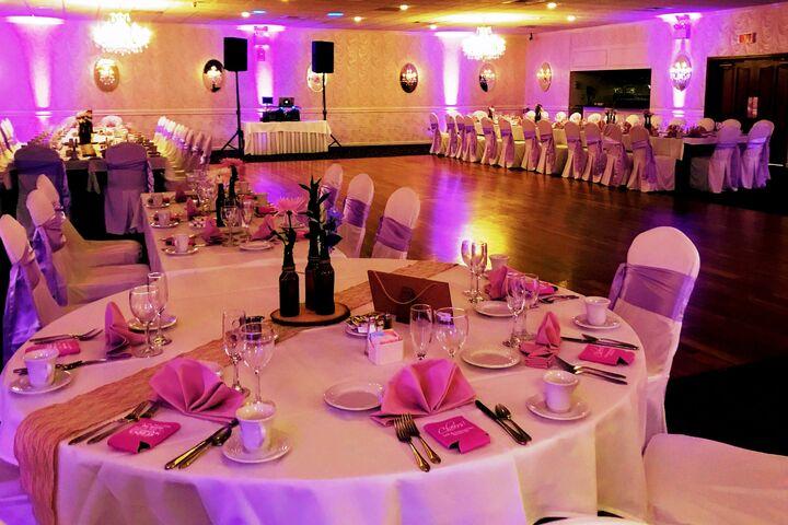 Regency Ballroom Vineland Nj Reception Venues