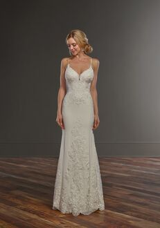 9e0025be02 Martina Liana 929 Sheath Wedding Dress