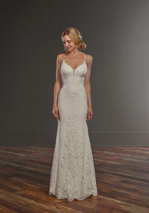 Martina Liana 929 Sheath Wedding Dress