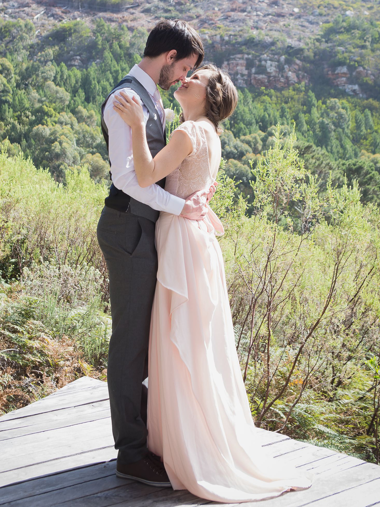 How to Wear a Non-White Wedding Dress, Colored Wedding Dresses