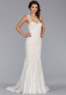Jim Hjelm 8453 Mermaid Wedding Dress