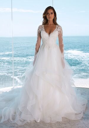 Mia Solano M1848Z | Peta Ball Gown Wedding Dress