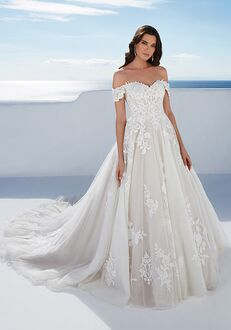 Justin Alexander 88122 Ball Gown Wedding Dress