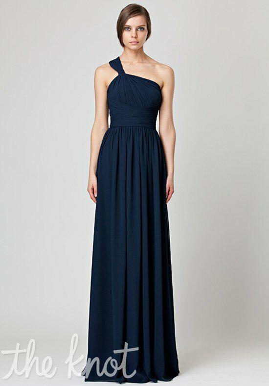Monique lhuillier bridesmaids 450024 bridesmaid dress for The knot gift registry