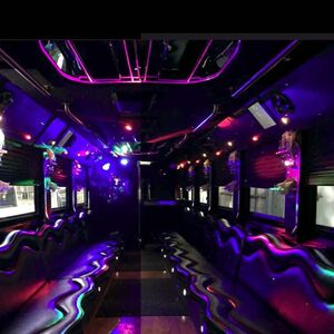 Capitol Heights, MD Event Bus | TnT Limobus