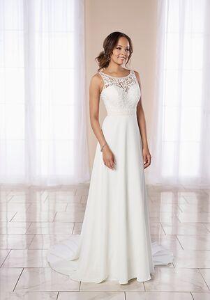 Stella York 7070 A-Line Wedding Dress