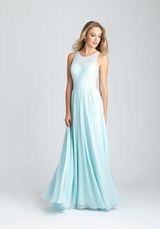 Allure Bridesmaids 1542 Illusion Bridesmaid Dress