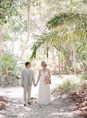 A Florida Keys-Style Wedding