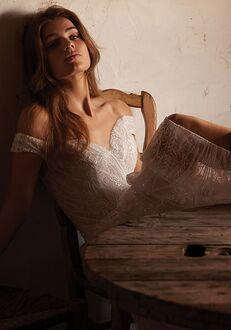 Lillian West 66145 A-Line Wedding Dress