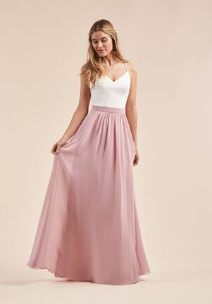 B2 Bridesmaids by Jasmine B213061 V-Neck Bridesmaid Dress