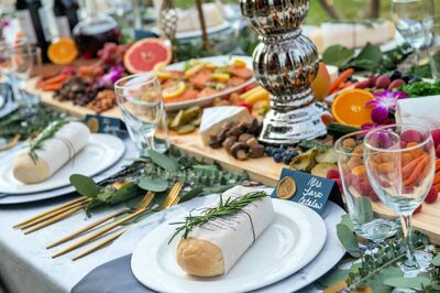 Tableseide Catering