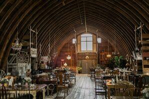 Rubies and Rust Barn in Belle Plaine, Minnesota Wedding Venue
