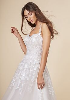 Moonlight Tango T843 A-Line Wedding Dress