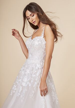 Moonlight Tango T843 A-Line Wedding Dress